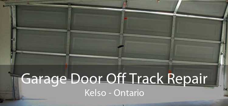 Garage Door Off Track Repair Kelso - Ontario