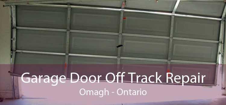 Garage Door Off Track Repair Omagh - Ontario