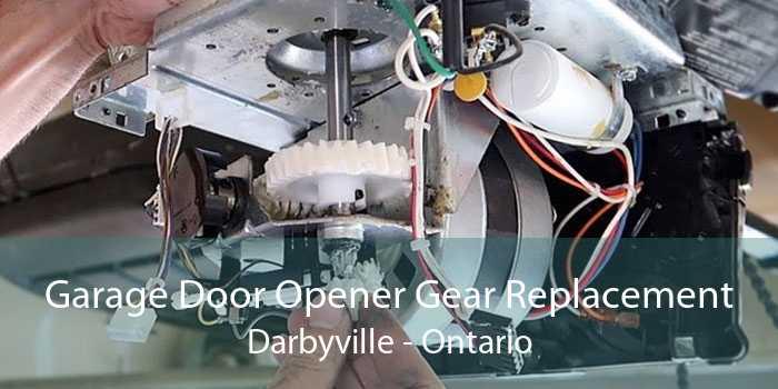 Garage Door Opener Gear Replacement Darbyville - Ontario