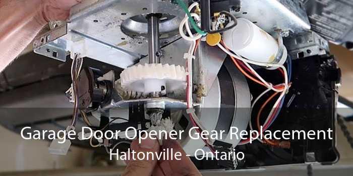 Garage Door Opener Gear Replacement Haltonville - Ontario