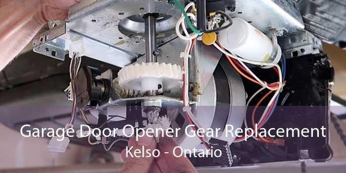 Garage Door Opener Gear Replacement Kelso - Ontario