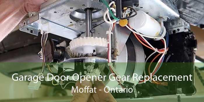 Garage Door Opener Gear Replacement Moffat - Ontario