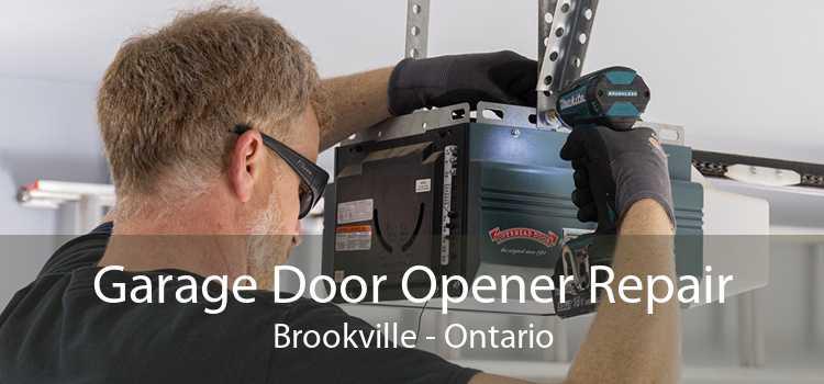 Garage Door Opener Repair Brookville - Ontario