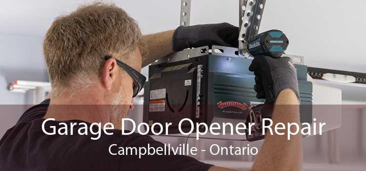 Garage Door Opener Repair Campbellville - Ontario