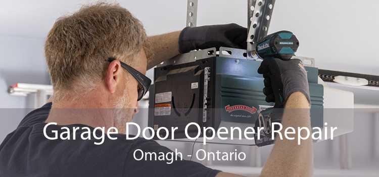 Garage Door Opener Repair Omagh - Ontario