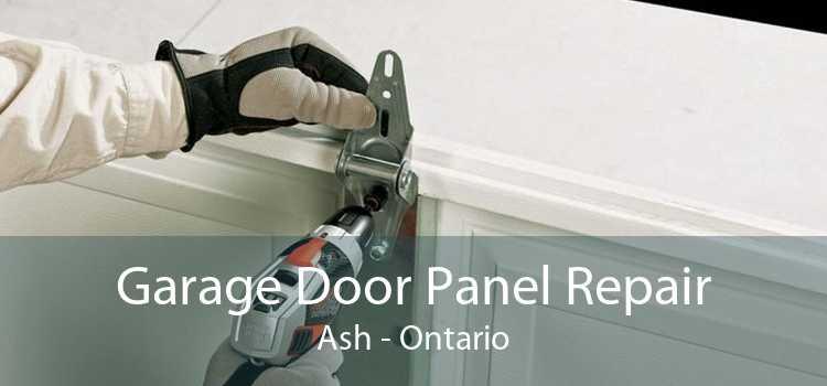 Garage Door Panel Repair Ash - Ontario