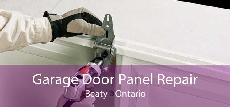 Garage Door Panel Repair Beaty - Ontario