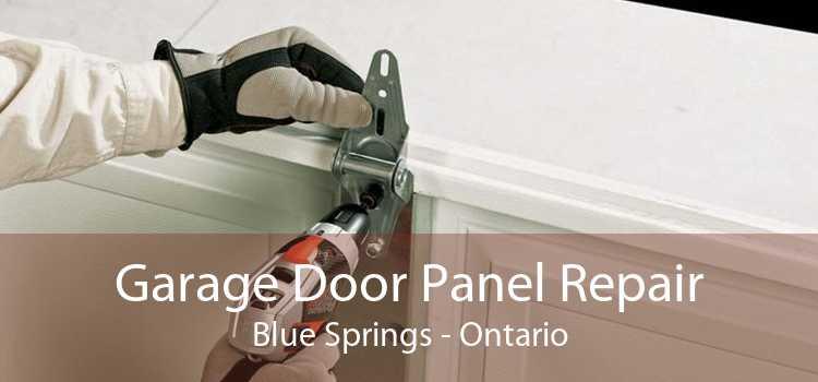 Garage Door Panel Repair Blue Springs - Ontario