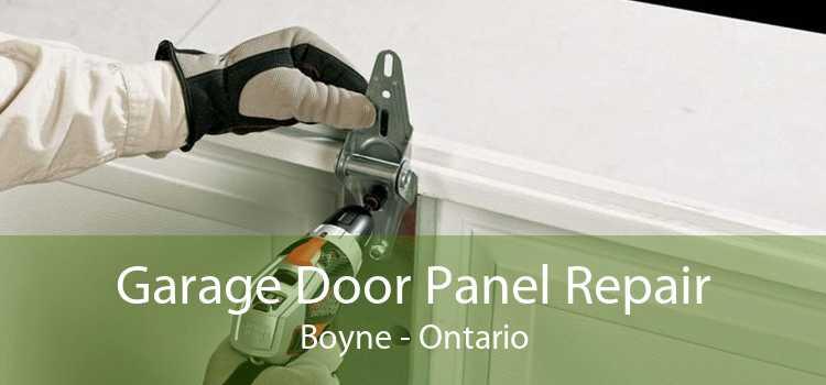 Garage Door Panel Repair Boyne - Ontario