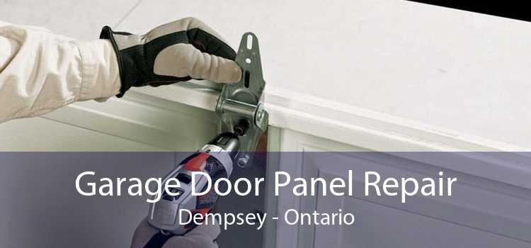 Garage Door Panel Repair Dempsey - Ontario