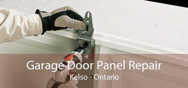 Garage Door Panel Repair Kelso - Ontario