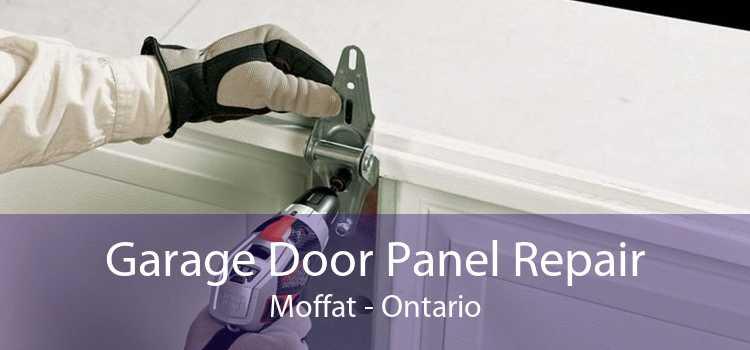 Garage Door Panel Repair Moffat - Ontario