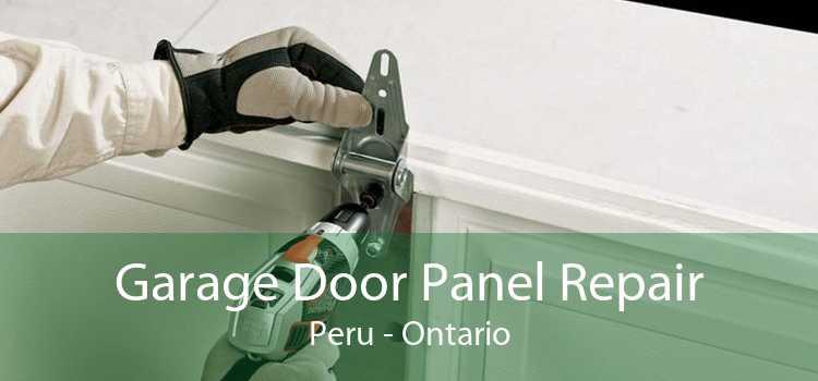 Garage Door Panel Repair Peru - Ontario