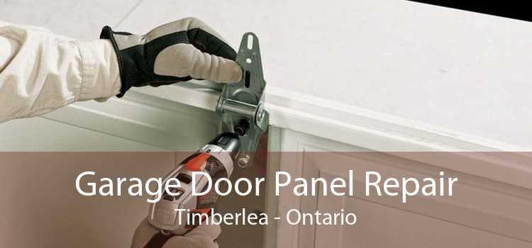 Garage Door Panel Repair Timberlea - Ontario