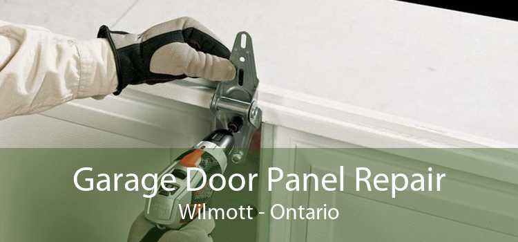 Garage Door Panel Repair Wilmott - Ontario