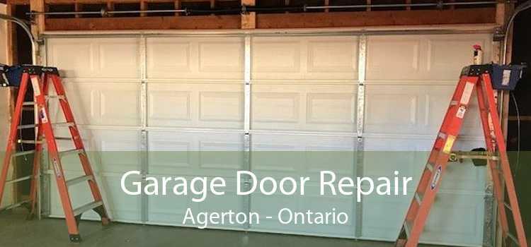Garage Door Repair Agerton - Ontario
