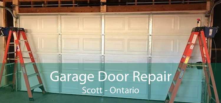 Garage Door Repair Scott - Ontario
