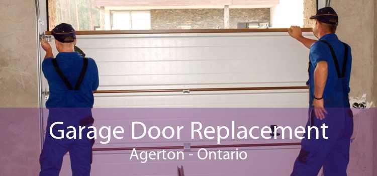 Garage Door Replacement Agerton - Ontario
