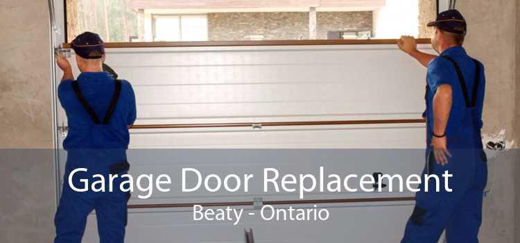 Garage Door Replacement Beaty - Ontario