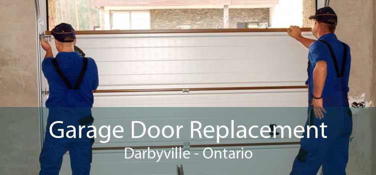 Garage Door Replacement Darbyville - Ontario