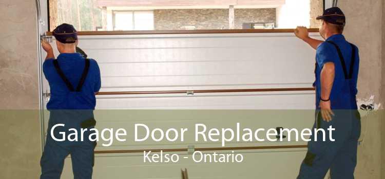Garage Door Replacement Kelso - Ontario