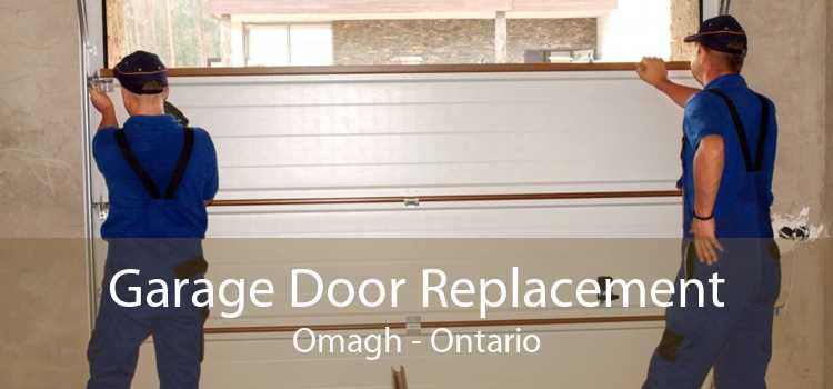 Garage Door Replacement Omagh - Ontario