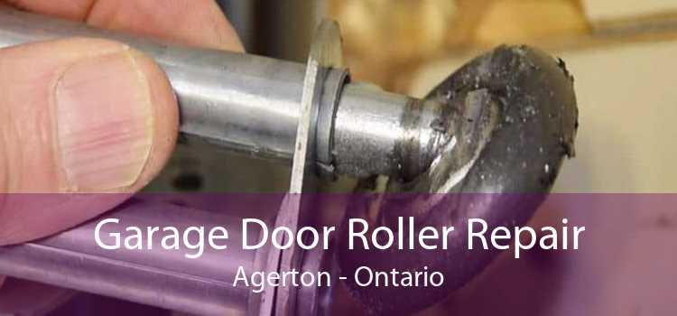 Garage Door Roller Repair Agerton - Ontario