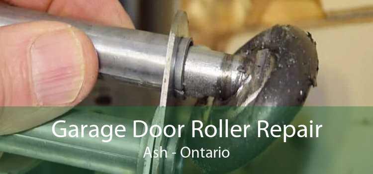 Garage Door Roller Repair Ash - Ontario
