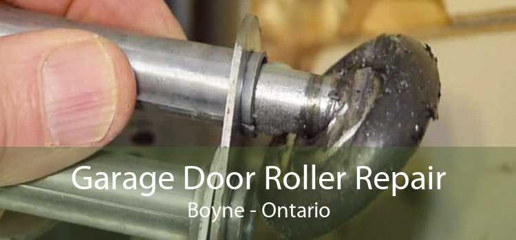 Garage Door Roller Repair Boyne - Ontario