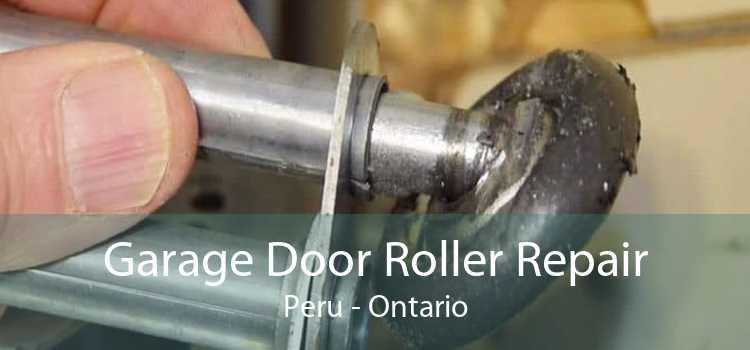 Garage Door Roller Repair Peru - Ontario