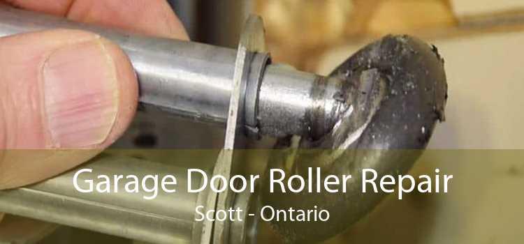 Garage Door Roller Repair Scott - Ontario