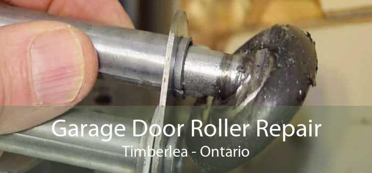 Garage Door Roller Repair Timberlea - Ontario