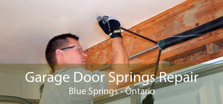 Garage Door Springs Repair Blue Springs - Ontario