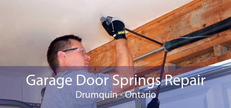 Garage Door Springs Repair Drumquin - Ontario