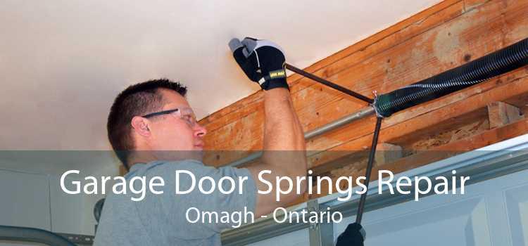 Garage Door Springs Repair Omagh - Ontario