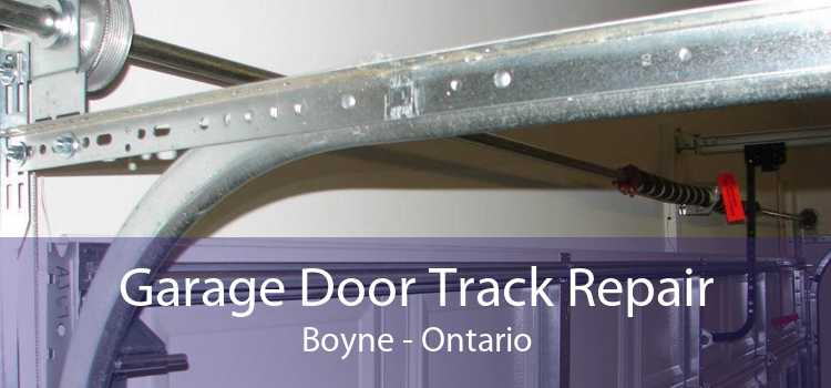 Garage Door Track Repair Boyne - Ontario