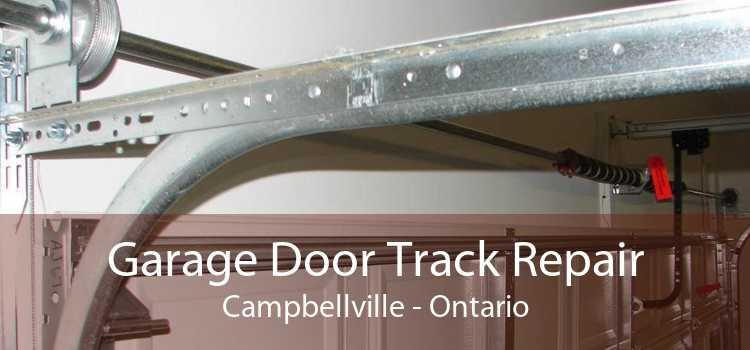 Garage Door Track Repair Campbellville - Ontario