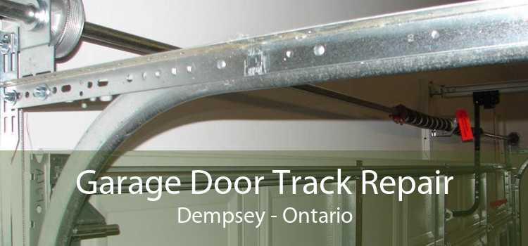 Garage Door Track Repair Dempsey - Ontario