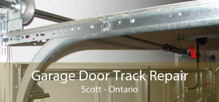 Garage Door Track Repair Scott - Ontario