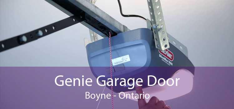 Genie Garage Door Boyne - Ontario