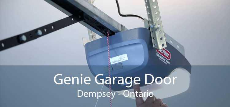 Genie Garage Door Dempsey - Ontario