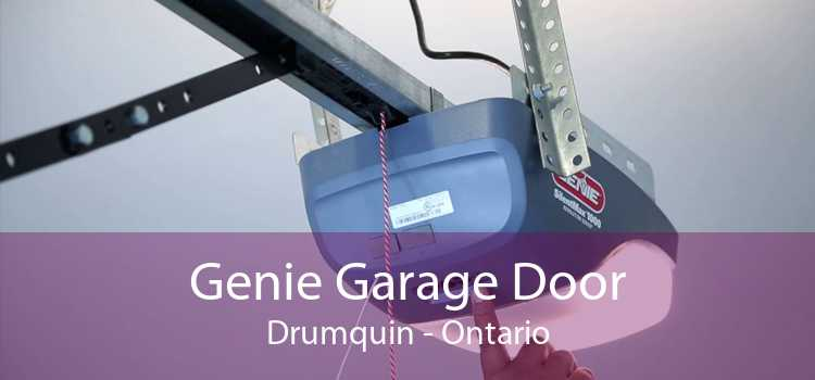 Genie Garage Door Drumquin - Ontario