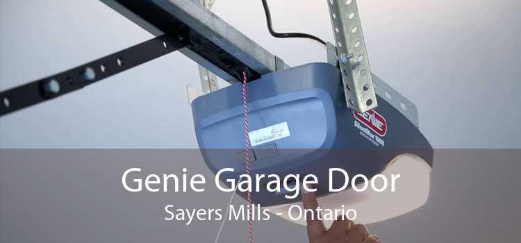 Genie Garage Door Sayers Mills - Ontario