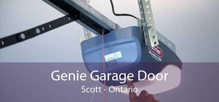Genie Garage Door Scott - Ontario