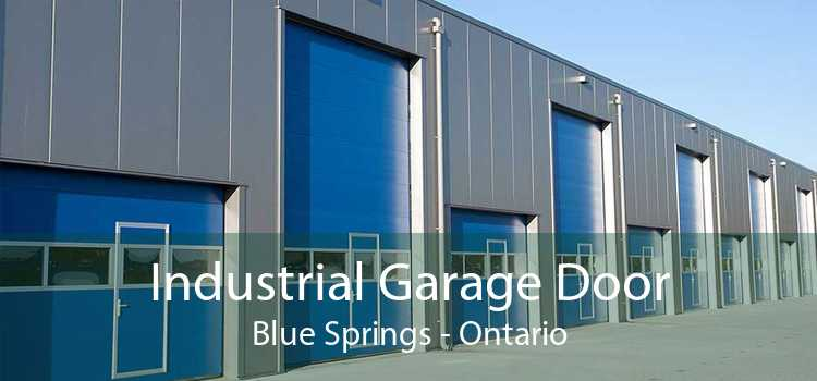 Industrial Garage Door Blue Springs - Ontario