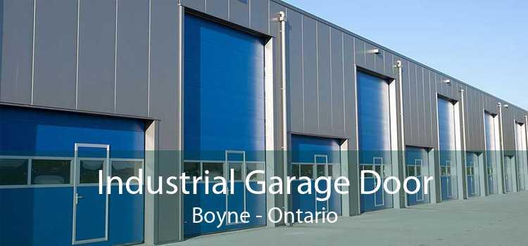 Industrial Garage Door Boyne - Ontario