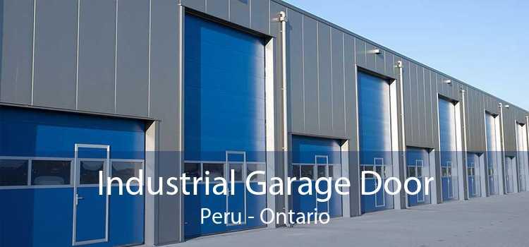 Industrial Garage Door Peru - Ontario