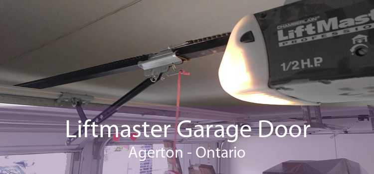 Liftmaster Garage Door Agerton - Ontario