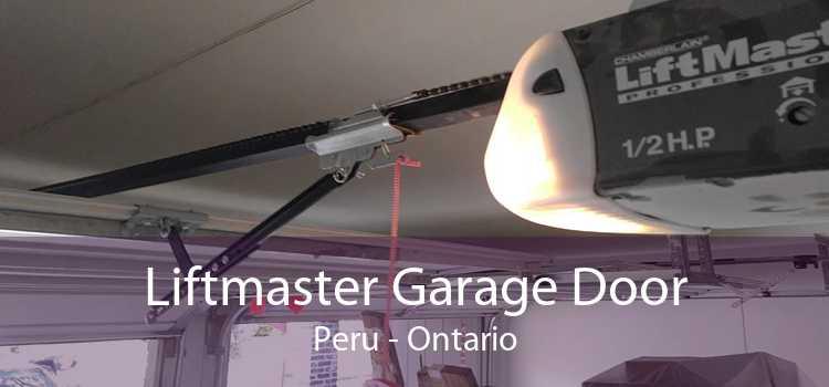 Liftmaster Garage Door Peru - Ontario
