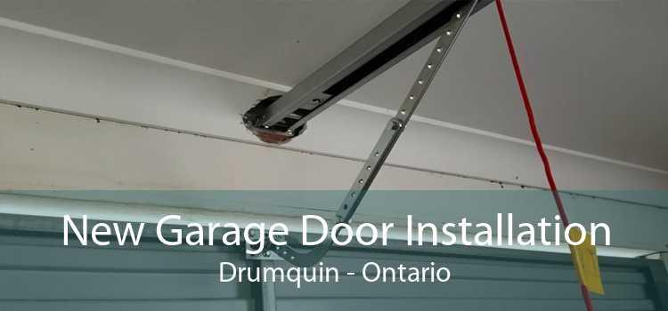 New Garage Door Installation Drumquin - Ontario